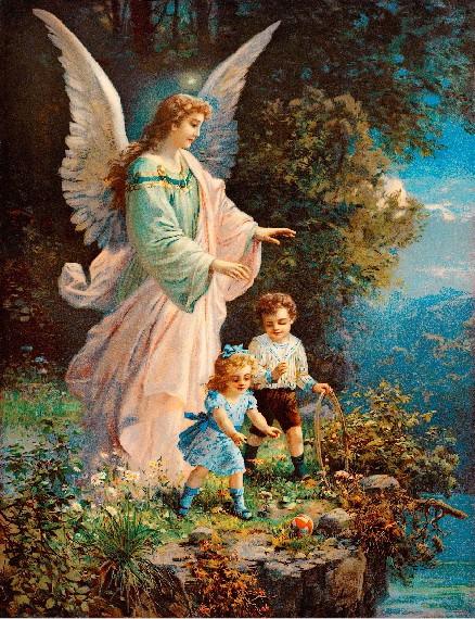 Фотообои Ангел хранитель