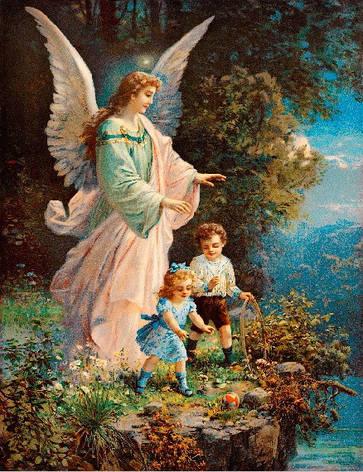 Фотообои Ангел хранитель, фото 2