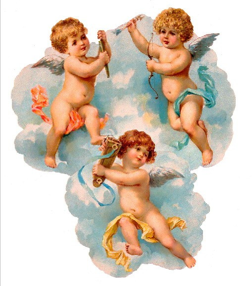 Фотообои Три ангела