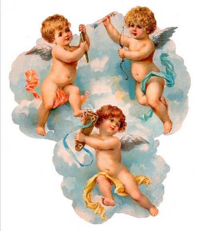 Фотообои Три ангела, фото 2