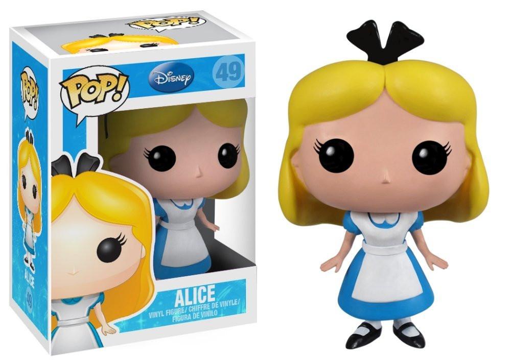 Алиса в стране чудес виниловая фигурка №49 Funko POP