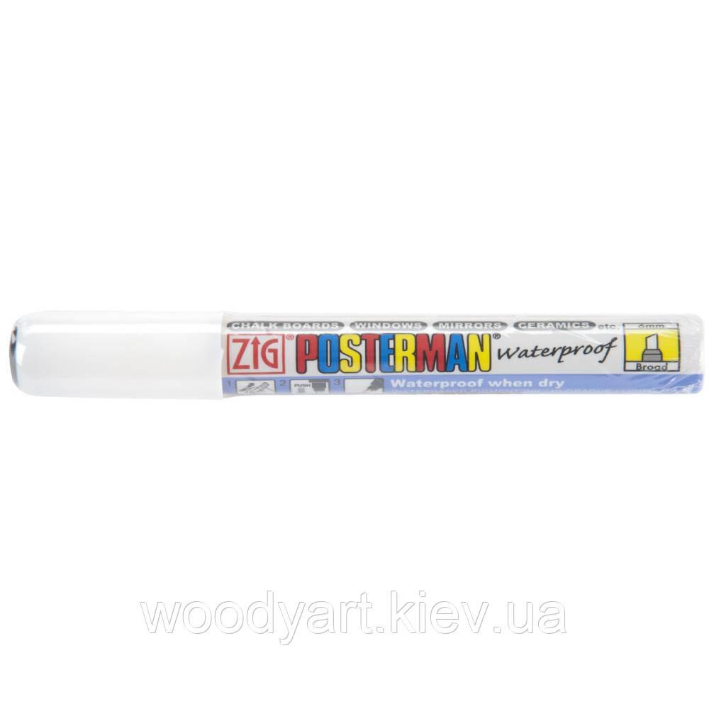 Меловой маркер водостойкий Posterman