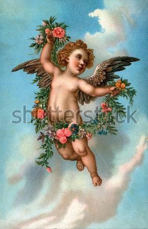 Фотообои Ангел гармония