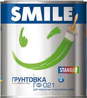 Грунтовка SMILE ГФ-021 STANDART