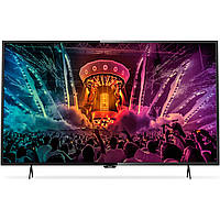 Телевизор Philips 43PUH6101/88 (PPI 800Гц, Ultra HD, Smart, Wi-Fi)