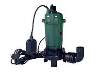 Дренажный насос Дніпро-М НДЧ-2НП 2,75 кВт (чугун, с измельчителем, с поплавком)