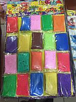 Масса для лепки в пакете 6*9см 20 шт на листе