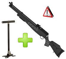 Пневматична гвинтівка PCP Hatsan BT65-RB + насос Hatsan