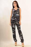 Очень стильный и яркий комбинезон с брюками 42-52 размера