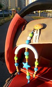 Подвеска в использовании))