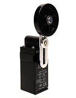 Выключатель конечный с пласт. консолью и резин. рол. d=50mm с регул. выс. (1НО+1Н3) L3K13MEL122 EMAS
