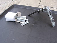 Скобообжимной инструментКлипсатор ручной. Обжимные клещи для сетки кримпер