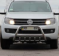 Кенгурятник на Volkswagen Amarok (c 2010--) Фольксваген Амарок PRS
