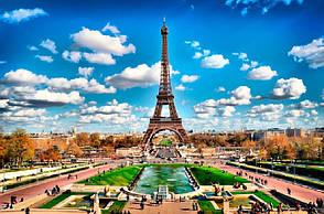 Фотообои Эйфелева башня