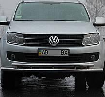 Кенгурятник на Volkswagen Amarok (c 2010--) Фольксваген Амарок