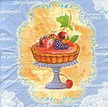 Декупажная салфетка Вкусняшки 5952, фото 2