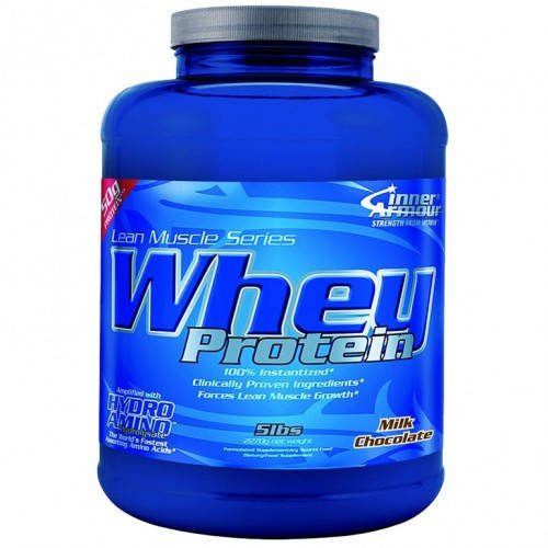 INNER ARMOUR BLUE WHEY PROTEIN LMS 2.27КГ