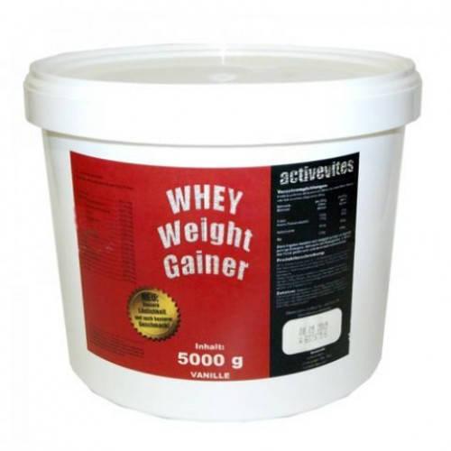 ACTIVEVITES WHEY WEIGHT GAINER 5000G