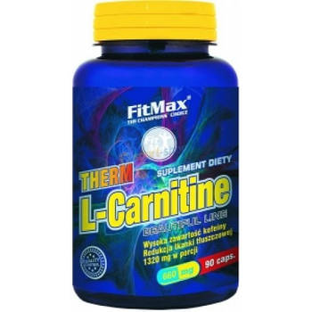 FITMAX L-CARNITINE THERM 90 KAPS