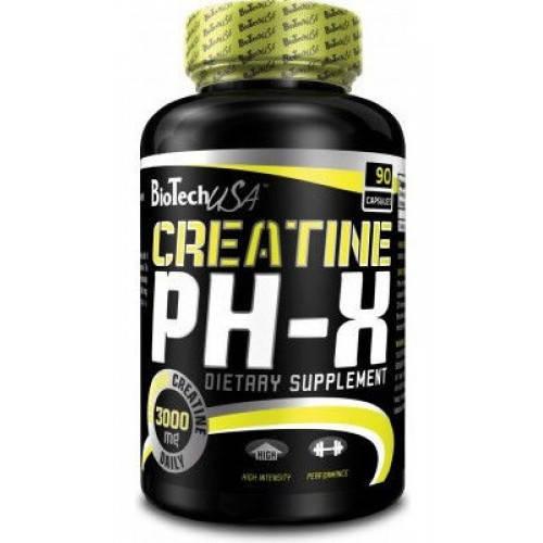 BIOTECH CREATINE PHX NEW! 90 CAPS