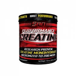 S.A.N PERFORMANCE CREATINE 300 G