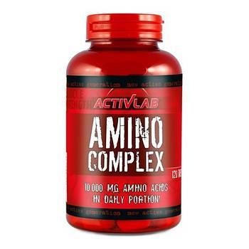 ACTIVLAB AMINO COMPLEX 120 TABL