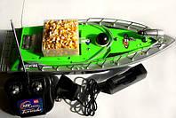Кораблик катер для завоза прикормки Tornado 1 (Торнадо 1)