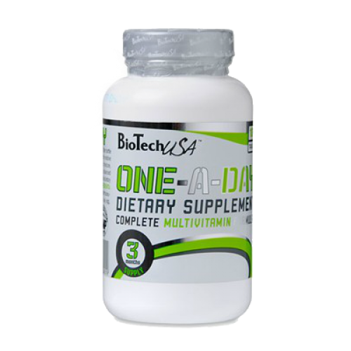 BIOTECH ONE A DAY 100 TAB