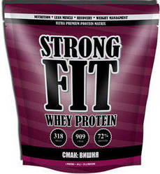 Strong FIT Whey Protein 909g