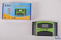 Контролер для солнечной батареи 30A ZJLC