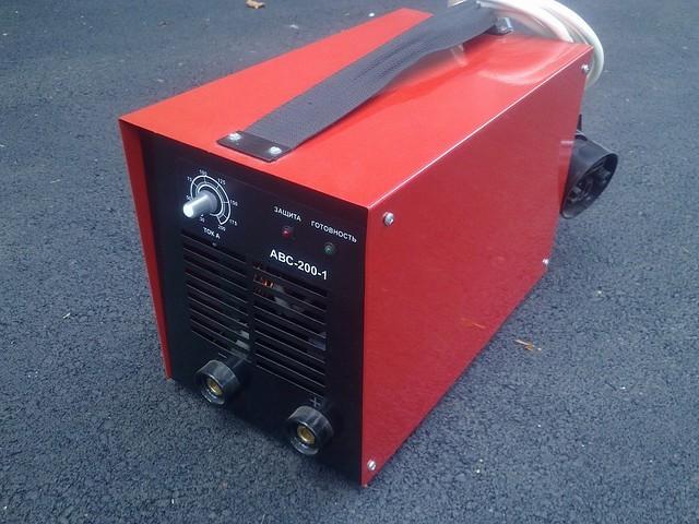 Сварочный инвертор АВС-200-1, фото 1