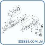 Ремкомплект гайковерта 33411-040 прокладка клапана 33411-A02 King Tony