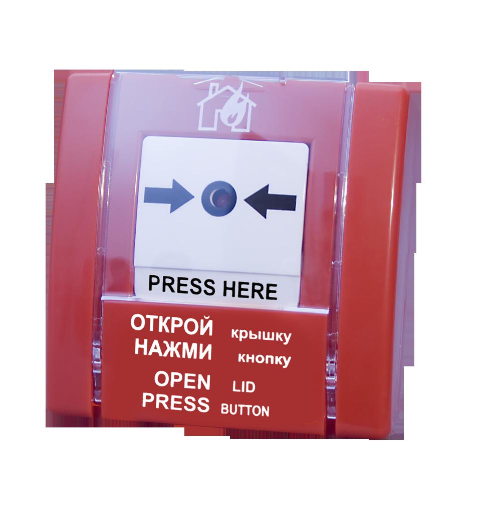 Извещатель пожарный ручнойSPR-1