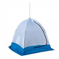 Одноместная палатка для зимней рыбалки СТЭК  ELITE 1