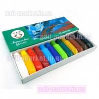 Акриловая краска YRE (ЮРЕ) 12 и 18 цветов по 6 мл набор