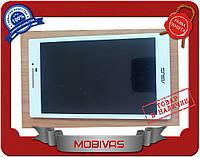 Дисплей + тачскрин для ASUS ZENPAD Z370 C белый ОРИГИНАЛ , фото 1