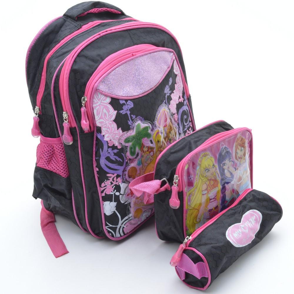 3e99f37bc779 Вместительный школьный рюкзак 3 в 1