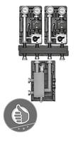 Пакет Action-3 – MK/MK (группы в серой изоляции, обвязка до 85 кВт)