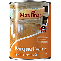 """Лак паркетный """"Parquet varnish"""" ТМ """"Maxima""""0,75 л.(лучшая цена купить оптом и в розницу)"""
