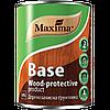 """Деревозащитная грунтовка """"Base wood-protective product"""" 0,75 л."""