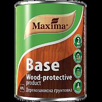 """Деревозащитная грунтовка """"Base wood-protective product"""" 0,75 л.(лучшая цена купить оптом и в розницу)"""
