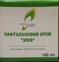 Нафталановый крем Елиф для лечения дерматологических заболеваний, псориаз 100 мл