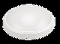 LED Светильник EUROLAMP круглый накладной ЖКХ 6W 4000K