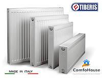Стальной радиатор  Tiberis ТИП 22K 500x1000 (Италия)
