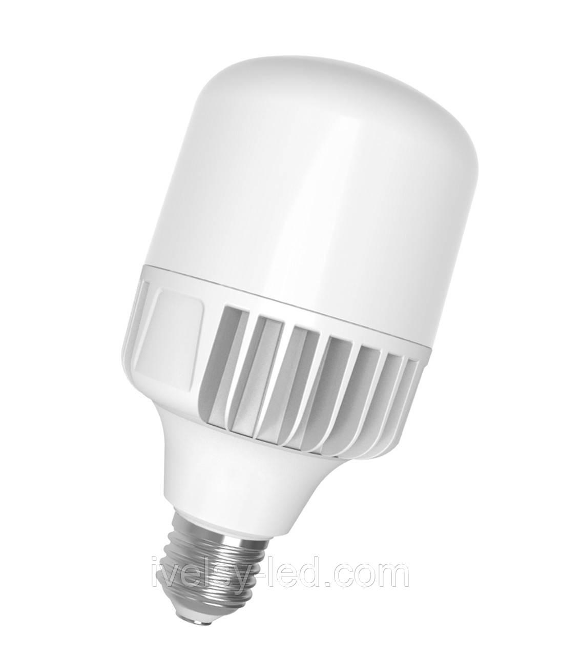 LED Лампа EUROLAMP высокомощная 50W E40 6500K