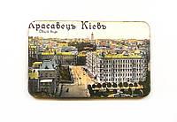 Магнитик Общий вид Киева