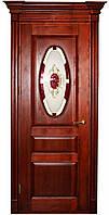 """Дверь из массива дерева """"Венеция"""""""