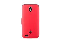 Чехол-книжка для телефона Nomi i451 Красный, фото 1
