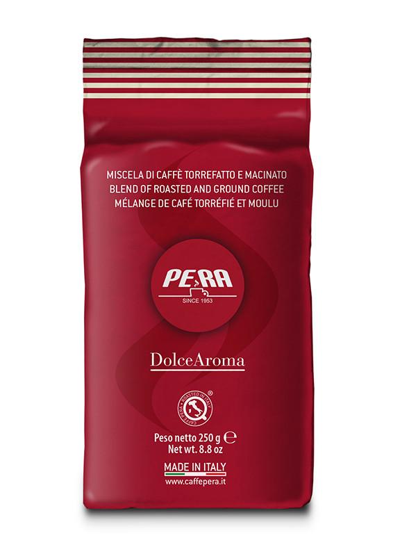 Мелена кава Pera Dolce Aroma 250 г