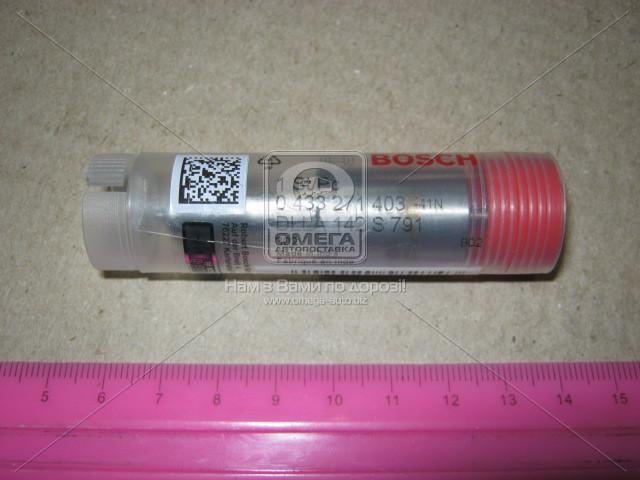 Распылитель форсунки MERCEDES (Мерседес) OM366 DLLA 142 S 791 (пр-во Bosch)